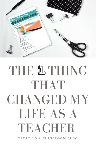 Creating a classroom blog (1)